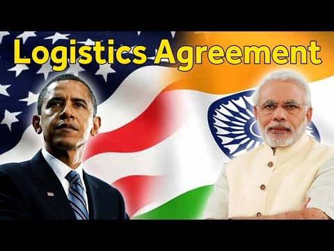 India and US Logistics Exchange Agreement : Latitude