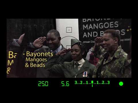 Nairobi Thompson | Mangoes, Bayonets & Beads A Soldier's Hymn