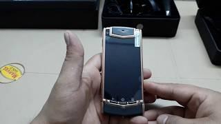 👉Vertu Ti Mobile Unboxing Review | MOST UNUSUAL SMARTPHONES👈