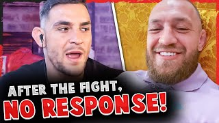 Dustin Poirier RIPS Conor McGregor & Reveals He Did NOT Donate To His Foundation! Mike Perry On Loss