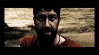 Лучшие моменты из фильма - 300 спартанцев - #2.