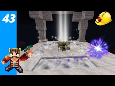43 - Resonating Gem, Angel ring és Wither boss - Minecraft Modpack 1.12.2 - Magyarul