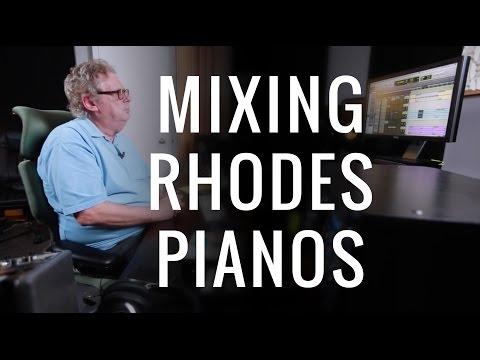 Mixing Rhodes Pianos – Into The Lair #124