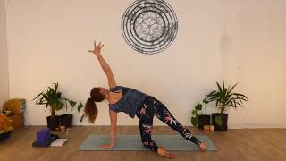 VINYASA  Balance and flow  10th