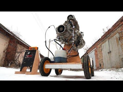 ГТД - 350 подробности ПРИМИТИВНОГО восстановления