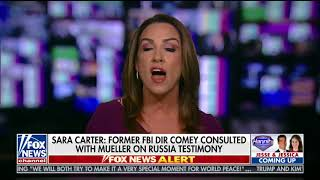 SARA CARTER FULL ONE-ON-ONE INTERVIEW WITH SEAN HANNITY (5/10/2018)
