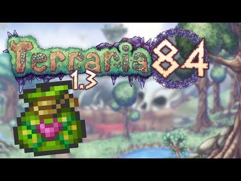 Terraria 1.3 Part 84 - PLANTERA IS EASY!