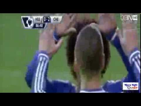 Hull 0-2 Chelsea ALL GOALS