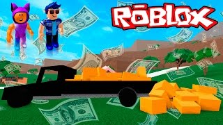 Roblox → EASY MONEY WITH FLY GLITCH!! -Lumber Tycoon 2 #26 🎮