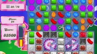 Candy Crush Saga Level 401 No Booster