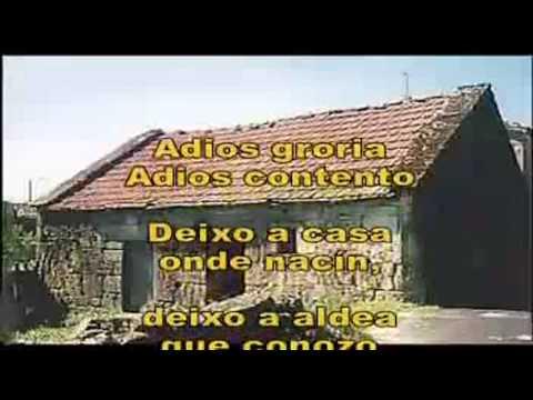 Rosalía de Castro:  Adios Ríos, Adios Fontes