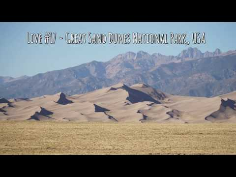 Live #17 - Great Sand Dunes National Park, USA
