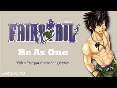 [FULL] Fairy Tail ED 6 -『Be As One』- Original/Français