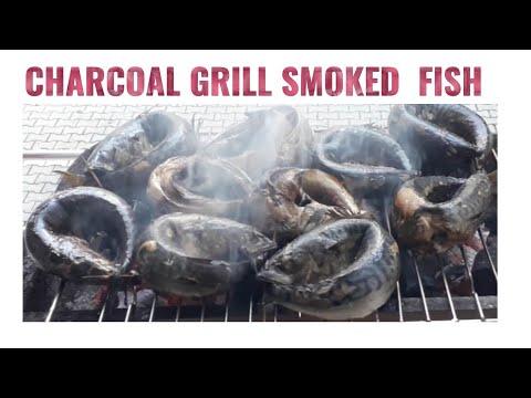 HOW TO SMOKE FISH AT HOME // MACKEREL SMOKED FISH // NIGERIAN STYLE.