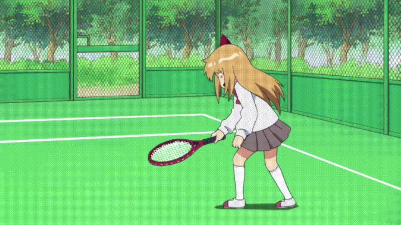 Nightcore ~ Wii Tennis