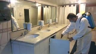 aydın mutfak ilaçlama, aydın ev banyo mutfak salon ilaçlama ışıklık ilaçlama aydın Video