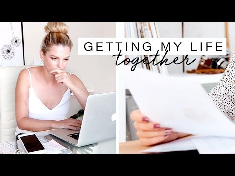 Getting My Life Together | Making Money & Saving Money