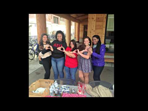 Student Organization Spotlight - Alpha Pi Omega Sorority, Inc. - Kappa Chapter