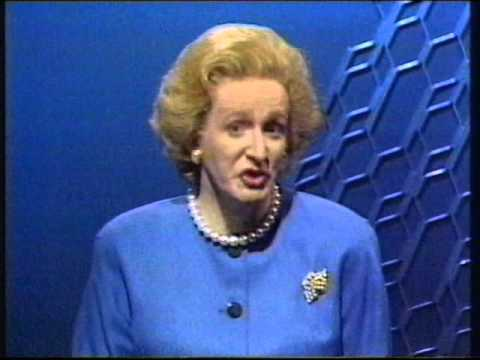 BBC2 Rory Bremner show mid 1990