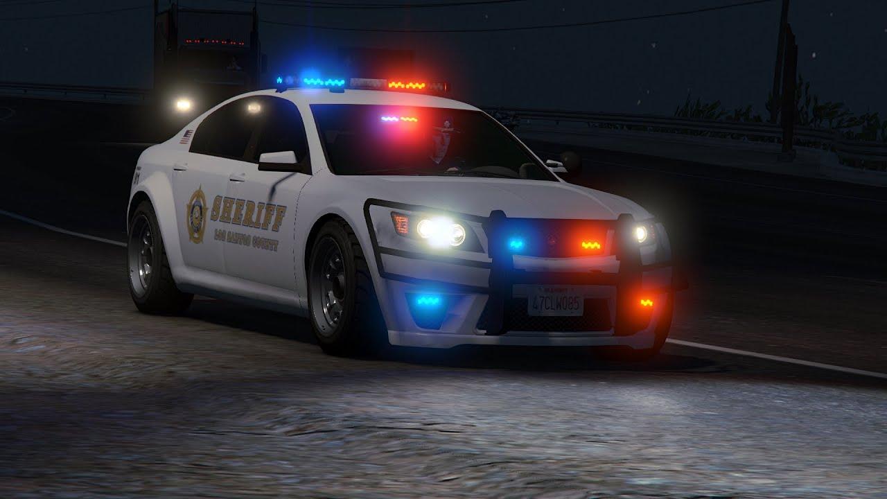 GTAV Fugitive PPV (police version) - YouTube