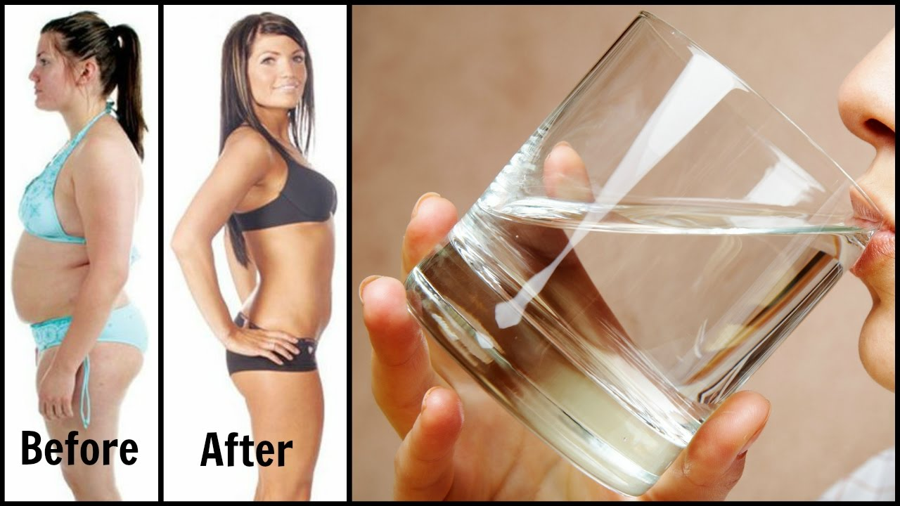Drink Water Lose Weight 10 Kgs In 1 Month No Diet No Exercise 100 Works