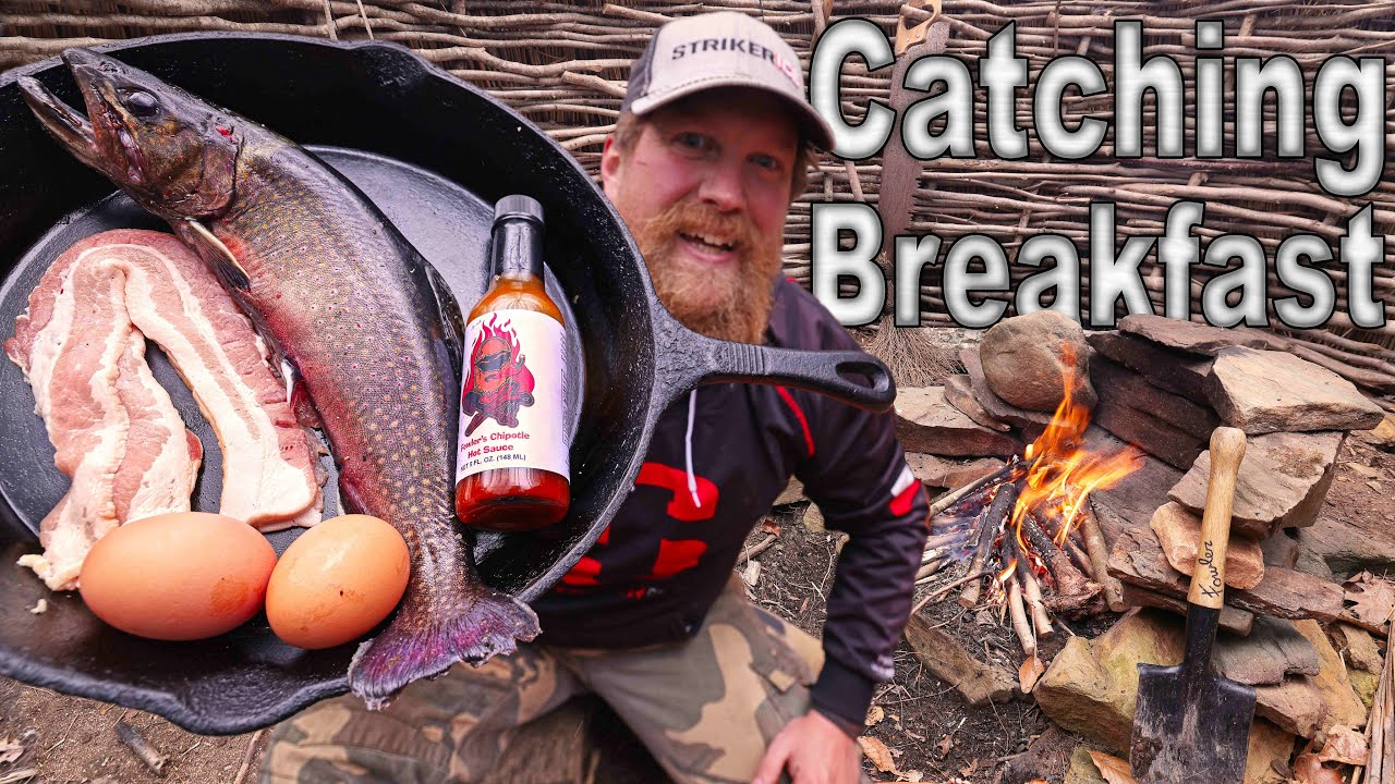 Download Catch and Cook Brook Trout for Breakfast