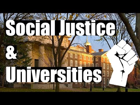 5 Things You Should Know About Social Justice & Universities