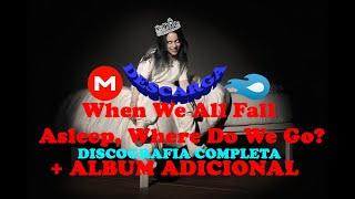 Descargar When We All Fall Asleep, Where Do We Go? Billie Eilish discografía MEDIAFIRE y MEGA