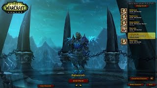 WoW: Legion (Alpha) - Level 110 Frost DK / Feral Druid 2v2 Arena - Legion Death Knight PvP