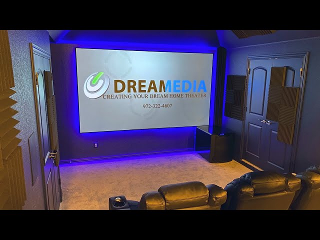 FULL 7.2.6 Dolby Atmos Klipsch/SVS Home Theater Tour & DEMO