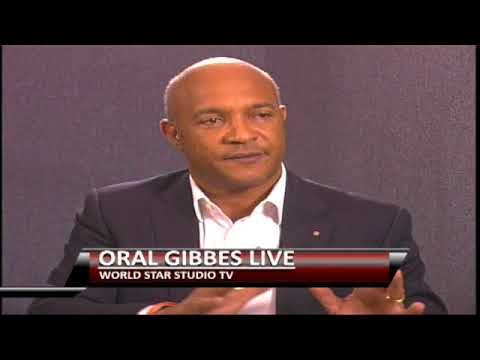 Oral Gibbes Live With Daniel Gibbs, President of French St. Martin on Rebuilding After Irma