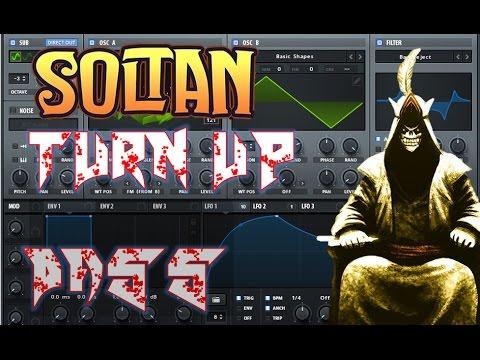 Sound Design #9 - Serum Soltan Turn Up Bass
