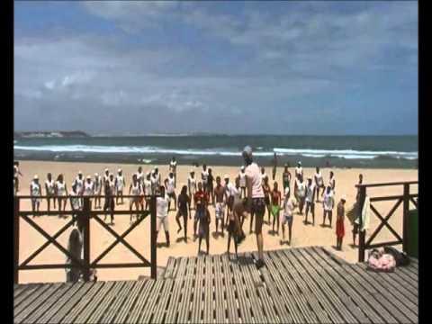 Zumba in Pipa Beach