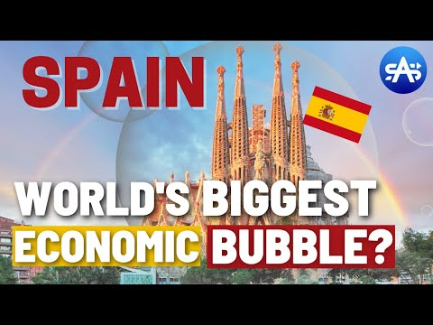 The Economy of Spain: World's Greatest Bubble?