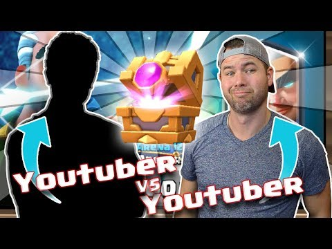 BEST OF 5 YOUTUBER Challenge! Winner take all! Clash Royale