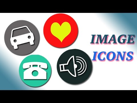 How to make image icons for website with Photoshop. (Hindi/Urdu)