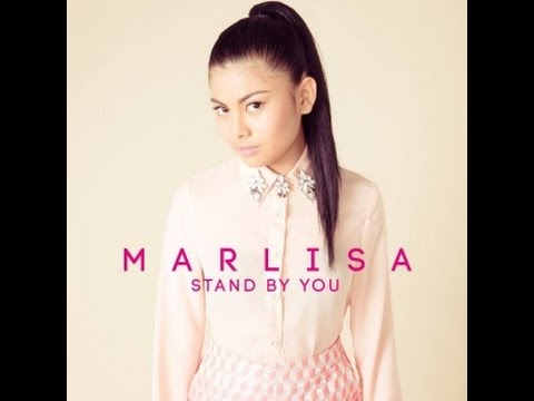 Stand By You by Marlisa - lyric video