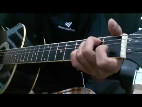 Cherpen Band - Kali ini [OST Sayangku Kapten Mukriz] Guitar Chord