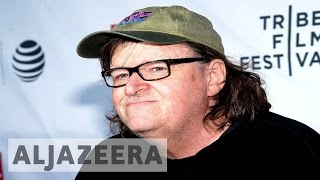 Michael Moore: 'No choice' except Hillary Clinton - UpFront