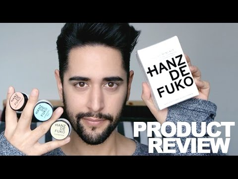 Hanz De Fuko Product Review - Quicksand, Claymation and more! ✖ James Welsh