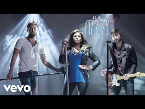 Lady Antebellum - Freestyle (Audio)