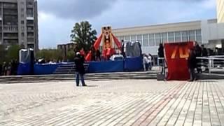 День Победы в Краснодоне, 2015 год (часть 2)(, 2015-05-09T20:11:08.000Z)