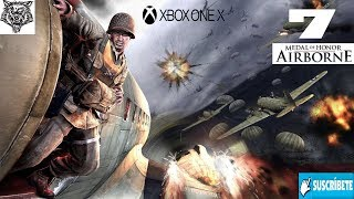 Medal Of Honor Airborne Xbox ONE X Retrocompatible 360. El puente de Nijmegen. La Inauguración 03