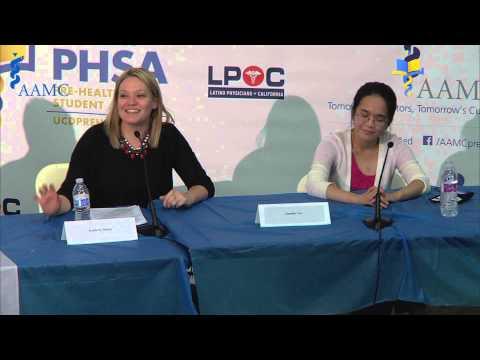 Pharmacy Student Panel: Secrets of a Pharmacy Student (2014)