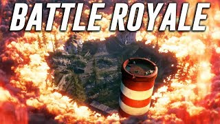 Battlefield V: First Look at Battle Royale Mode (Ring of Fire)