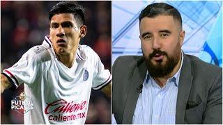 OTRO ESCÁNDALO golpea a las Chivas. Uriel ANTUNA con problemas extracancha | Futbol Picante