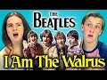 THE BEATLES - I AM THE WALRUS (Lyric Breakdown)