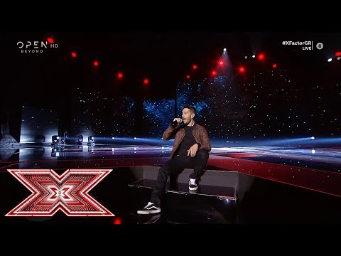 «Sign of the times» από τον Κωνσταντίνο Στίνη | Live 1 | X Factor Greece 2019