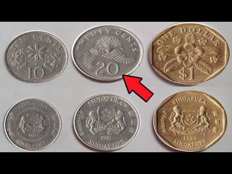 Price Of Old Singapore Coin | Rare Old Singapore Coins Value