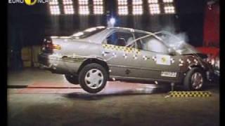 Euro NCAP | Toyota Camry | 1998 | Crash test